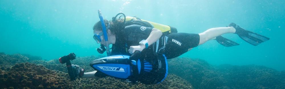 Onderwaterscooters