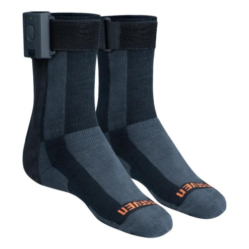 Verwarmde korte sokken 30seven 7 Volt
