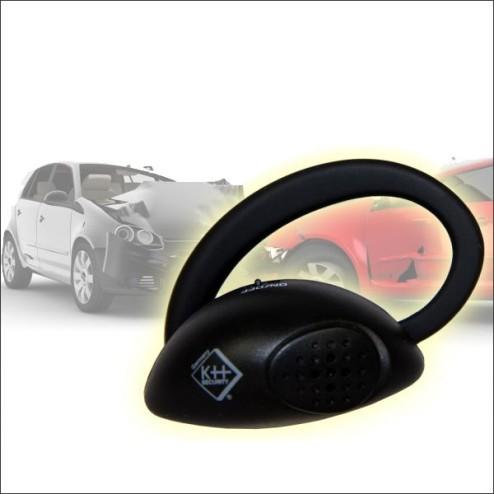Anti-slaap alarm voor automobilist