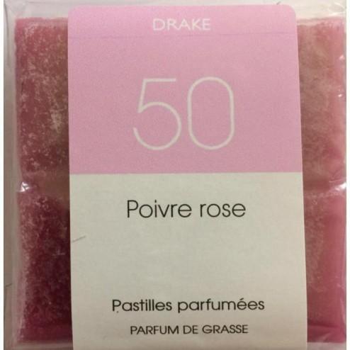 Geurblokje Drake 50  Poivre Rose BPP48-PRV