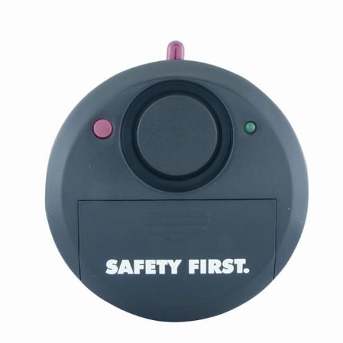 Alarm glasbreukmelder Safety First 514047 Zwart