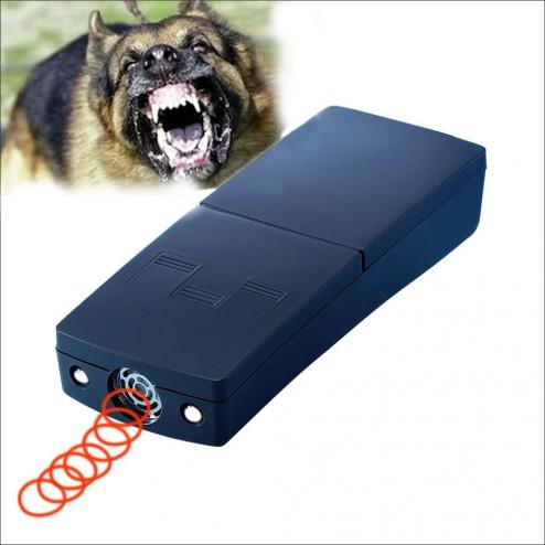 Hond afschrikken ultrasoon inkl. LED