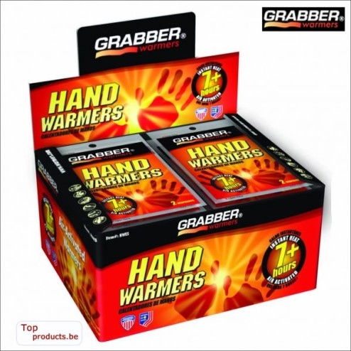 Grabber Handwarmers doos 40 stuks