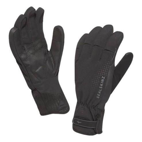 Sealskinz Brecon XP winter Handschoen Zwart / Zwart