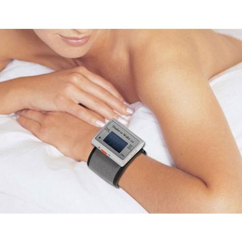 trilalarm in armband formaat wake en shake