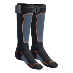 Elektrisch verwarmbare lange sokken 30seven 7 Volt