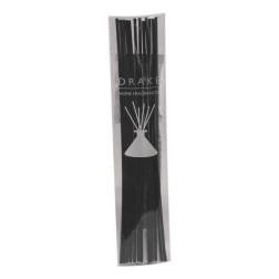 Geurstokjes 18 cm zwart-Drake