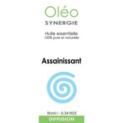 Drake Oleo Synergie - Gezonde atmosfeer- Essentiële oliën