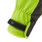 Sealskinz waterdichte fietshandschoen XP geel