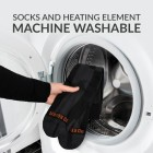 Sokken wassen in de wasmachine