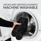 Wasbaar in de wasmachine, verwijder eerst het element