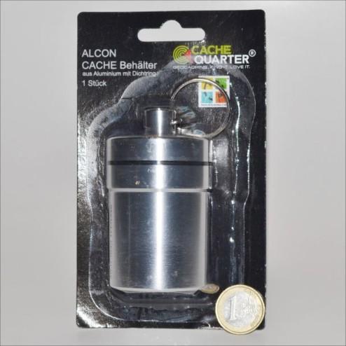 Alcon Cache behalter Silber