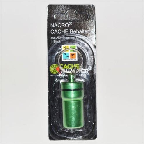 Nacro Cache Behalter Grun