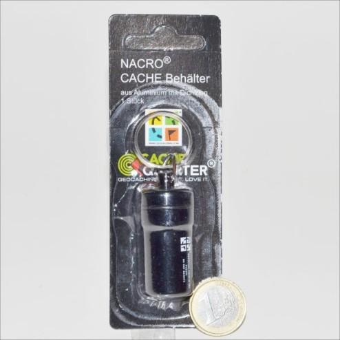 Nacro Cache Behalter Schwarz