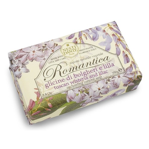 Nesti Dante soap Tuscan Wisteria and Lilac
