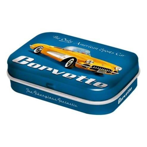 Nostalgic-Art -Corvette- pillendoosje