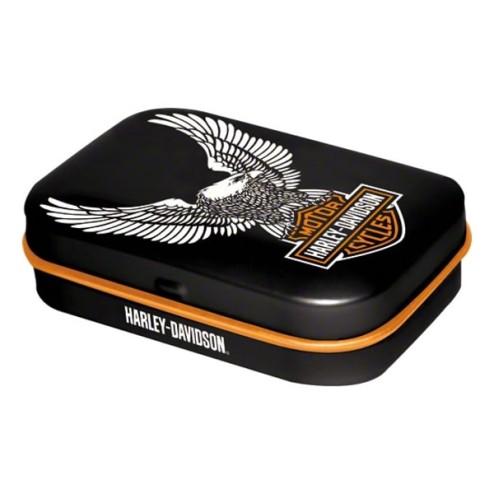 Nostalgic-Art -Harley-Davidson- pillendoosje