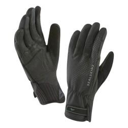 Sealskinz waterproof cycling glove XP black