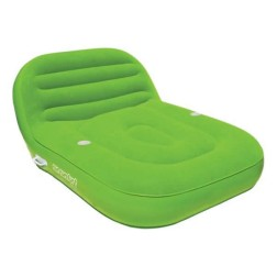 Double Chaise Lounge 2 Personen Lime