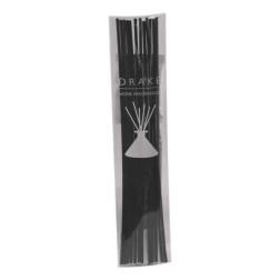Geurstokjes 28 cm zwart-Drake