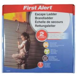 Escape ladder 2 deepens 4.3 M