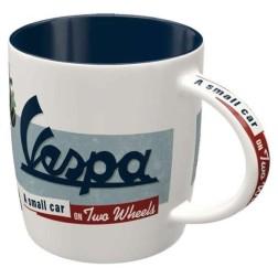 Mug Vespa Model Chart-NA43052