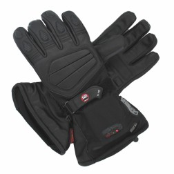 T-12 heated motorcycle gloves