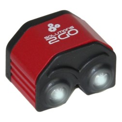 Work light (red) Solutions2go, 20084