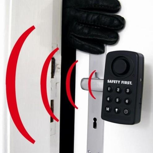 Diefstal alarm Safety First 4 functies - diefstal, inbraak, overval, bel