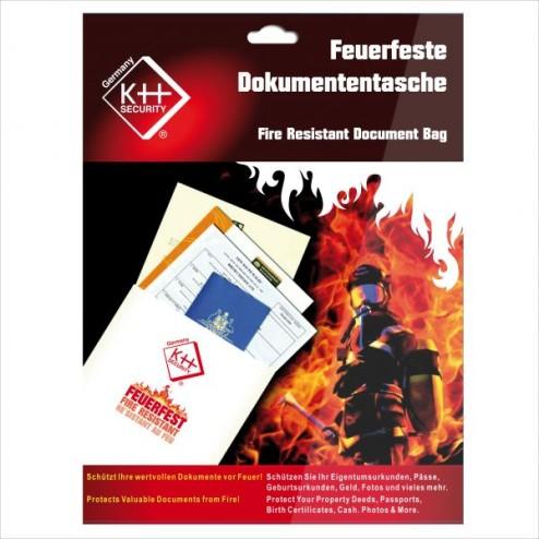 brandwerende documententas