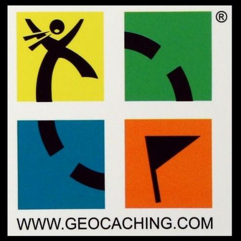 Original Geocaching.com Sticker