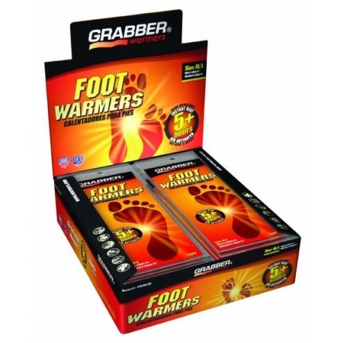 Grabber Footwarmers-voetwarmers medium-large doos 30 stuks