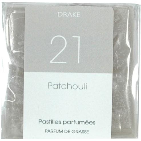 Geurblokje Drake 21 Patchouli BPP48-PAT
