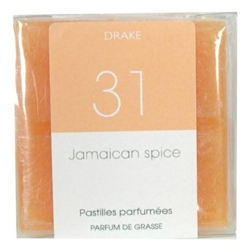 Geurblokje Drake 31 Jamaican Spice BPP48-JAM
