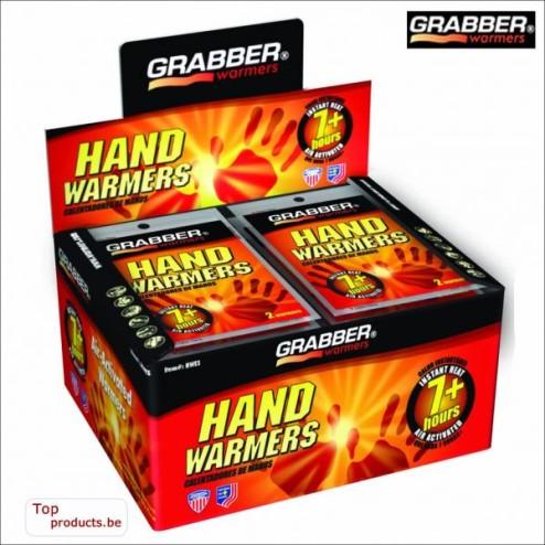 Grabber Handwärmer Box 40 Stück