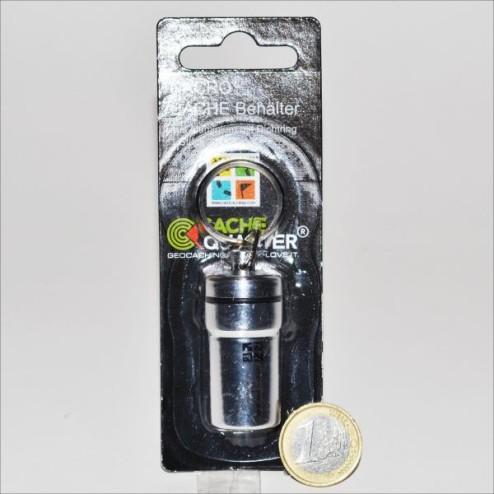 Nacro Cache Behalter Silber