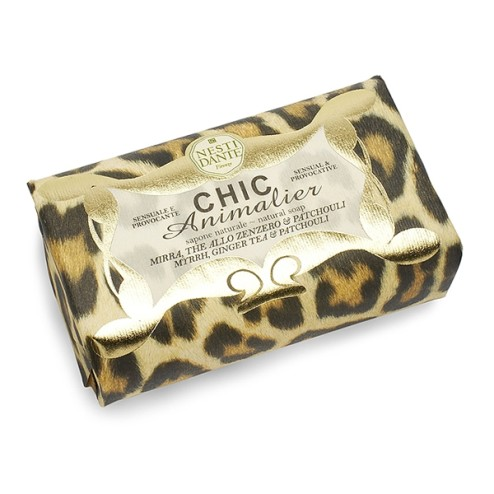 Nesti Dante Chic Animalier Bronze Leopard