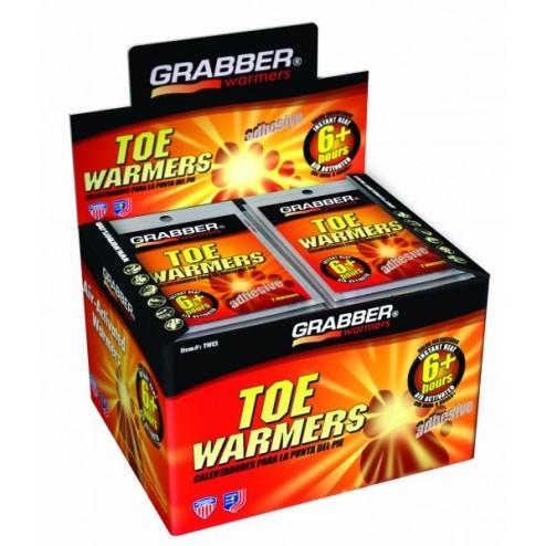 Grabber Zehenwärmer Box 40 Stück
