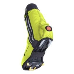 Sealskinz Lightweight Halo Überschuh gelb-fluo/ schwarz