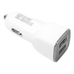 2x USB  2400mAh -Adapter-DC12V -24V