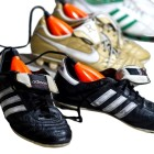 Voetbalschoenen gemakkelijk drogen