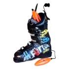 Verwarm uw skischoenen voor gebruik