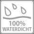 100% waterdicht